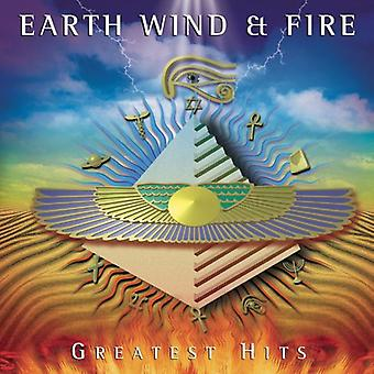 Earth Wind & Fire - Greatest Hits [CD] USA import