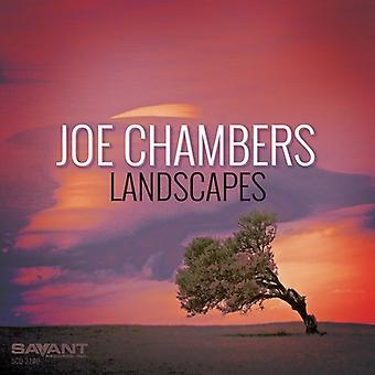 Joe Chambers - Landscapes [CD] USA import