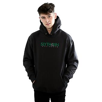 Harry Potter Men's Slytherin Text Hoodie