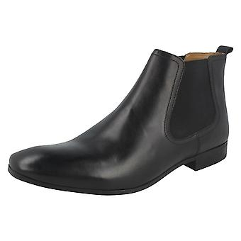 Mens Base London Ankle Boots Shuttle