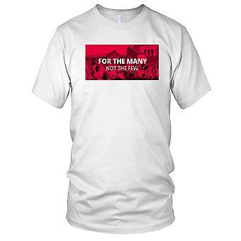 For mange ikke noen - arbeidskraft Corbyn Kids T skjorte