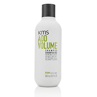 Kms California Add Volume Shampoo (volume And Fullness) - 300ml/10.1oz