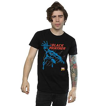 Marvel miesten musta Panther T-paita