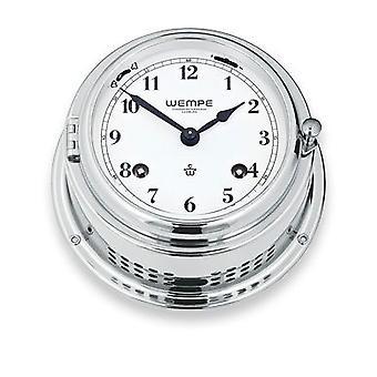 Wempe chronometer Stahlwerke Bremen II ship clock CW360004