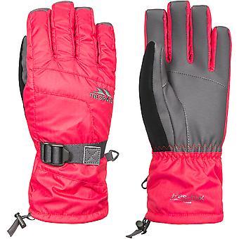Trespass Womens/damer Embray vattentät ventilerande vadderade handskar
