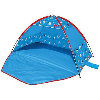 Yello purjeveneet Upf 40 Beach suojaa teltta