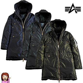 Alpha industries ladies jacket ex parka Wmn