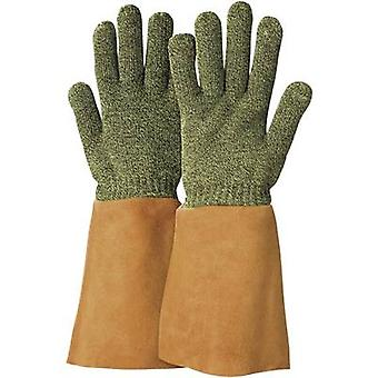KCL Karbo TECT® 954-9 Para-amid Heat-proof glove Size (gloves): 9, L EN 388 , EN 407 CAT II 1 Pair