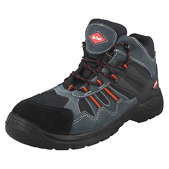 Mens Lee Cooper Safety werk laarzen LC schoen 039