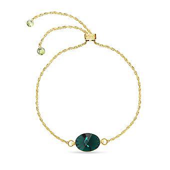 Bracelet Oval Uno Gold