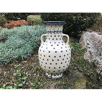 Vase, ca. 30,5 cm, Royal Blue, BSN A-0722