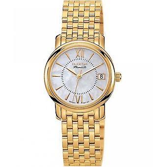 Dugena премиум дамы часы Petit 7090157 Рондо