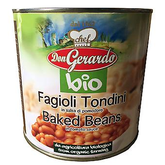 Don Gerardo Organic Baked Beans