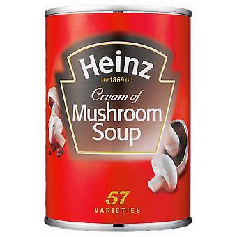 Heinz Ready To Serve Mushroom Soup