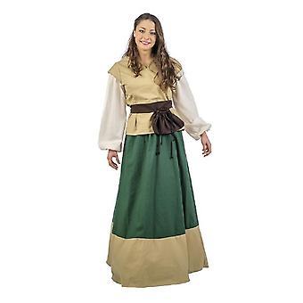Mesdames costume robe médiévale medieval dames costumes médiévaux Lady Juana