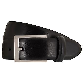 SANGALA & ceintures FRIESE ceintures hommes cuir ceinture noire 3983