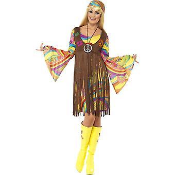 1960s Groovy Lady, UK Dress 8-10
