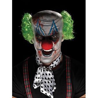 Зловещий клоун макияж комплект, MULTI