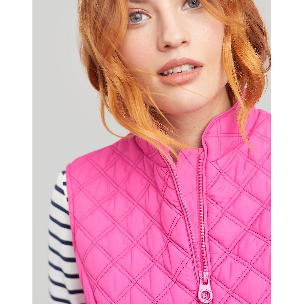 Joules Womens Minx Fitted Lightweight Body Warmer Gilet