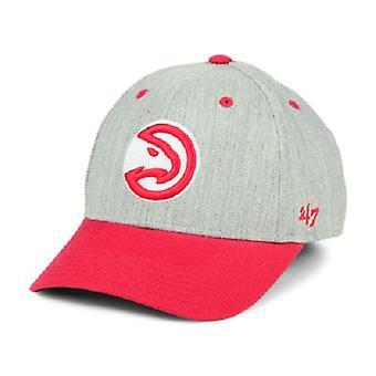 Atlanta Hawks NBA 47 marque Contender Stretch ajusté Hat