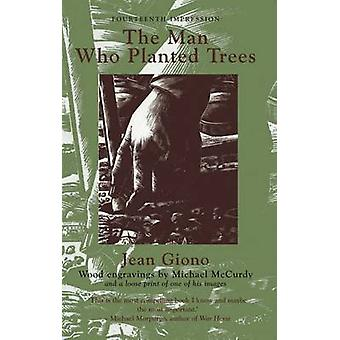 The Man Who Planted Trees by Jean Giono - 9780720613346 Book