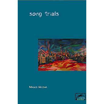 Song proeven door Mxolisi Nyezwam - 9780869809761 boek