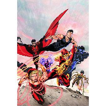 Teen Titans - Volume 1 - Its Our Right to Fight by Norm Rapmund - Brett