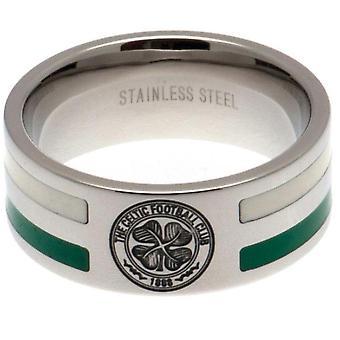Celtic FC couleur Stripe Ring