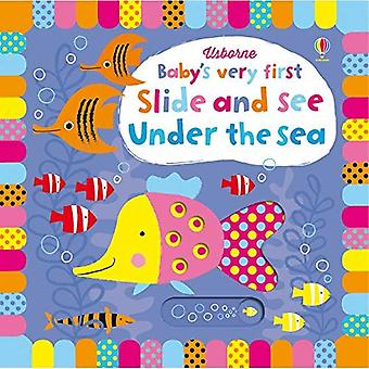 Baby's Very First Slide and See Under the Sea (Baby's Very First Books)