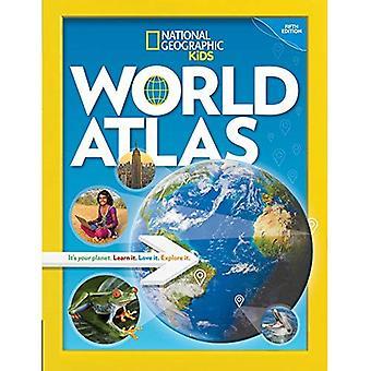 Filhos de geográfico nacional mundo Atlas, 5ª edição
