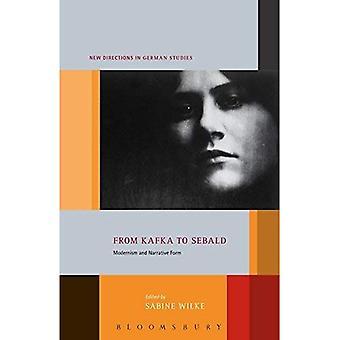 From Kafka to Sebald (New Directions in German Studies)