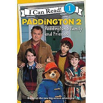 Paddington 2: Paddington Familie und Freunde (ich kann lesen!: Stufe 1)