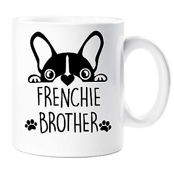 Frenchie mok Frenchie broer