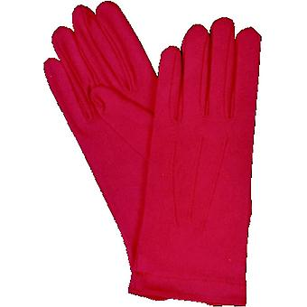 Gloves Nylon W Snap Hot Pk Yth