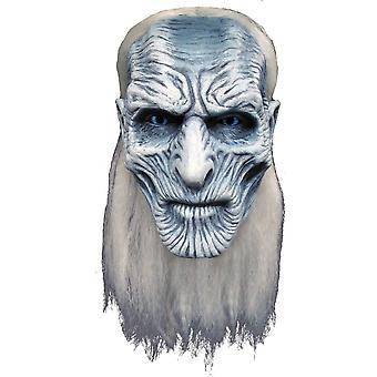Weiße Walker Maske von Game Of Thrones