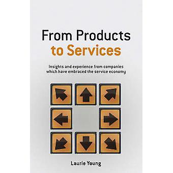 من المنتجات إلى الخدمات من قبل الشباب