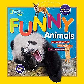 National Geographic barn roliga djur