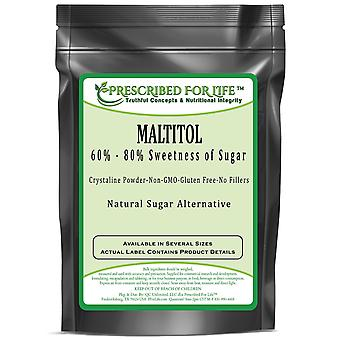Maltitol-Low Calorie Natural Fine Granular Sugar Alternative-60%-80% Süße Zucker