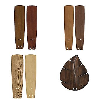 Fanimation solid wood blades for THE ISLANDER in various colours and sizes