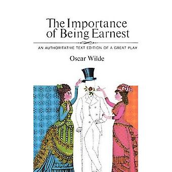 The Importance of Being Earnest by Oscar Wilde - Henry Popkin - 97814