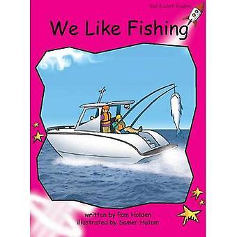 We Like Fishing by Pam Holden - Samer Hatam - 9781927197523 Book