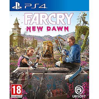Far Cry nuevo amanecer PS4 juego