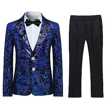 Allthemen Boy es Suit 2-Pieces Jacke & Hose