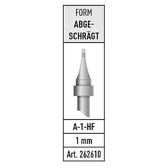 Stannol A-1-HF Soldering tip Bevelled Content 1 pc(s)