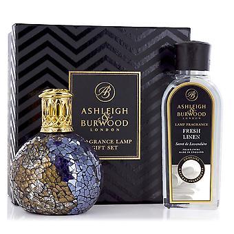 Ashleigh & Burwood Fragrance Oil Lamp Home Gift Set Diffuser Masquerade