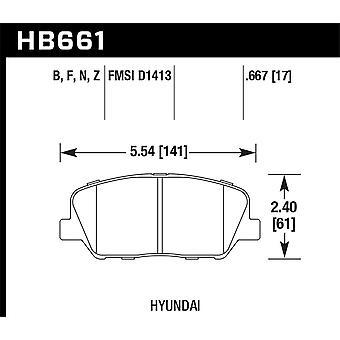 Hawk Performance HB661B. 667 HPS 5,0