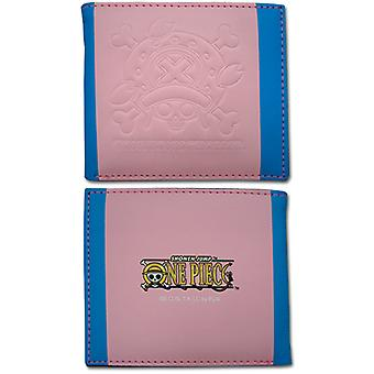 Wallet - One Piece - Chopper Pirates Bi-Fold Toys Gifts Anime Licensed ge61853