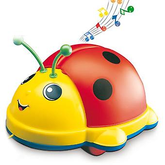 Molto Lady Bug (Babies and Children , Toys , Preschool , Babies , Push And Pull Toys)