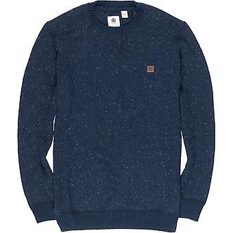 Element strikket genser ~ Kayden Navy