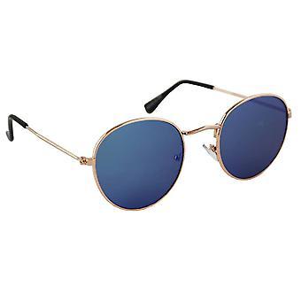 Gafas de sol Niños Redondo - Oro/BlauwSK1085_3